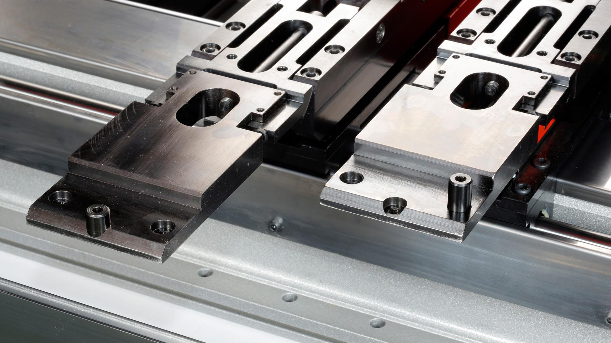 Description Hg Atc Pressbrakes With Automatic Tool