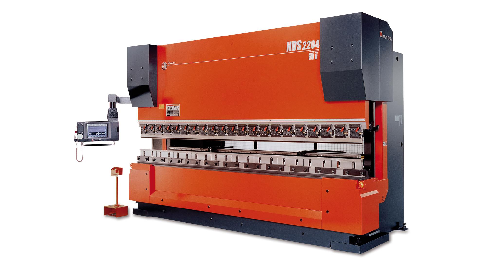 Servo / Hydraulic Press Brake